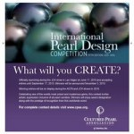 cultured pearl association of america international pearl design competition