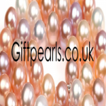 Gift Pearls logo, member British Pearl Association