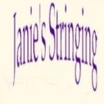 Janie's Stringing
